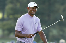 Tiger sets 4am alarm with Masters glory up for grabs