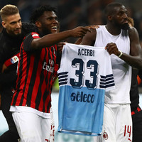 AC Milan stars apologise for using rival's shirt to celebrate win