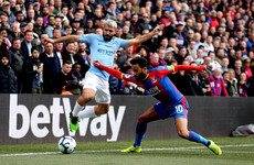 As it happened: Crystal Palace v Man City, Premier League