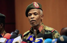 Sudan wants the international community to back its new military rulers
