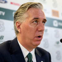 John Delaney offers to step aside from the FAI while an independent investigation takes place
