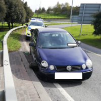 Member of public helps gardaí arrest dangerous driver who had no licence or insurance