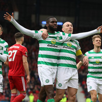 Celtic on course for third successive treble as they ease into cup final
