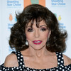 Dame Joan Collins treated for smoke inhalation after escaping 'terrifying' fire at her home
