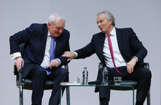 Bertie Ahern and Tony Blair write joint op-ed calling for second Brexit referendum