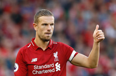 'It's another big game we've won': Henderson celebrates fifth straight league win as title race gathers pace