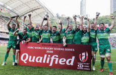 Ireland handed tough pool draw for next month's London 7s