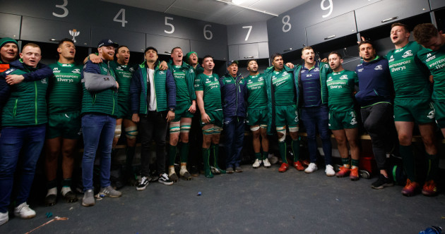 Champions Cup return only the start for Friend's Connacht