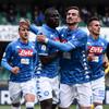 Koulibaly scores twice as Napoli delay Juventus' title celebrations
