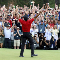 Woods' battle back from the brink a truly remarkable sporting tale