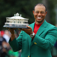 Woods surges up world rankings again after mastering Augusta