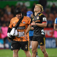 Blow for All Blacks as playmaker McKenzie is ruled out of Rugby World Cup