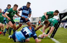 Connacht's nail-biter, Leinster beaten at home and all the Pro14 highlights