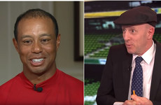 TV Wrap: More Kerry jerseys at the Masters while Tiger doesn't cry and Healy-Rae moans