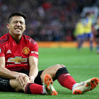 Fit-again Sanchez back for Man United's trip to Barcelona