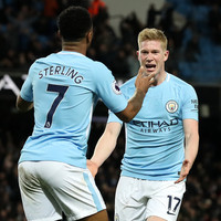 I thought he would be a d***head: How 'humble' Sterling changed De Bruyne's mind