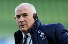 Former Ireland team manager Kearney appointed to EPCR board