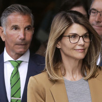 US actress Lori Loughlin pleads not guilty in college bribery scam case