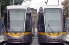 Luas Green Line disrupted due to technical fault