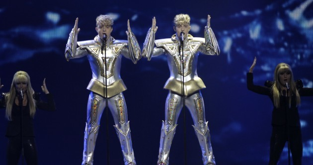Jedward face 1:30am performance in order to make Eurovision final
