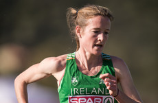 Fionnuala McCormack finishes 11th with PB in Boston six months after giving birth