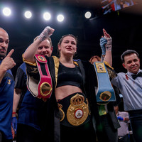 Katie Taylor's undisputed showdown against Persoon still awaiting confirmation