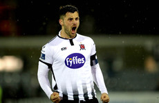 Hoban the hero as his 95th-minute penalty gives Dundalk the edge against Bohs