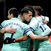 Arsenal boost top-four hopes after Ben Foster's goalkeeping howler