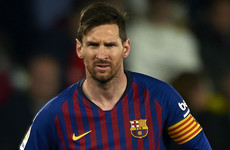 Messi in 'perfect shape' as he bids to end quarter-final drought