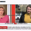 Sky News anchor apologises after being criticised for hitting out at renters during live interview