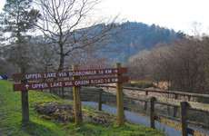How to do Glendalough like a pro - including the handiest free parking spot to leave the car