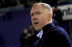 Paul Scholes charged after allegedly placing 140 football bets over 3-year period