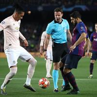 As it happened: Barcelona v Man United, Champions League quarter-finals