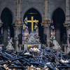 'We can do it': Macron wants Notre Dame rebuilt 'within five years'
