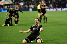 Ajax will 'have to be careful with the beers' after shock win over Juventus - ex-Man Utd defender