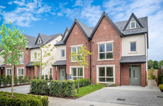 Modern new family homes in commuter-friendly Naas - yours from €310k