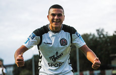 The Irish-Algerian teenager helping Bohs punch above their weight