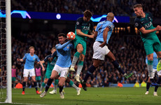 Tottenham stun Man City in all-time Champions League classic