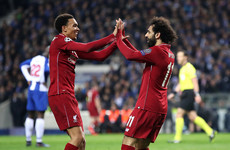 How did you rate the Liverpool players in tonight's Champions League clash?