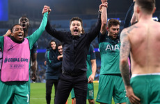 'Spurs players are heroes' - Pochettino