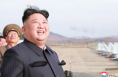 North Korea test-fires weapon with 'powerful warhead' in first since US nuclear talks broke down