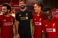 Liverpool unveil new Bob Paisley-inspired home kit for 2019/20 season