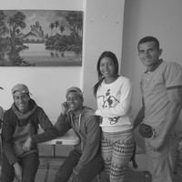 The young Venezuelan migrants trying to make their way in a troubled Colombia