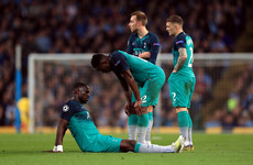 'In my head we were eliminated' - Sissoko left Etihad pitch thinking City had qualified