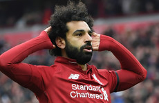 Salah's agent shuts down Spanish media report of Real Madrid switch