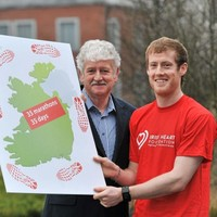 Marathon man: Student plans to run 917 mile lap of Ireland in 35 days