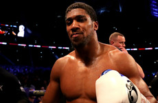 Joshua opponent to be confirmed next week - Hearn