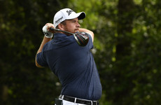 Lowry the first round leader in South Carolina as he bounces back from Masters setback