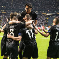 Europa League semi-final line-up confirmed after Frankfurt's dramatic win and Valencia's dominance