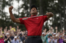 Michael Jordan says Tiger's comeback is 'the greatest I have ever seen'